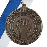 1433 - Oratorical 3rd Place Medallion - thumbnail