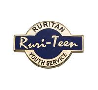 143 - Ruri-Teen Lapel Pin - thumbnail