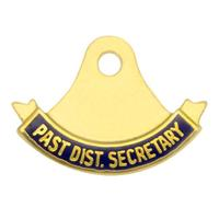 160 - Past District Secretary Tab - thumbnail