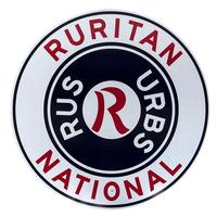 138 - Double Side Ruritan Road Sign - thumbnail