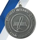 1429 - Essay 2nd Place Medallion - thumbnail
