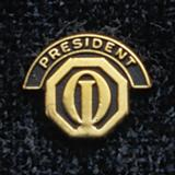 1144 - Club President Pin - thumbnail