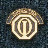 1141 - Club Director Pin - thumbnail
