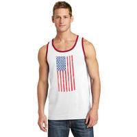 121 - Men's Flag Tank - thumbnail